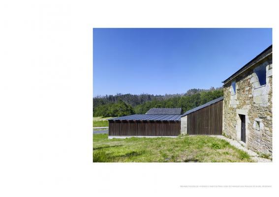 Casa do Parque Fragas do Eume