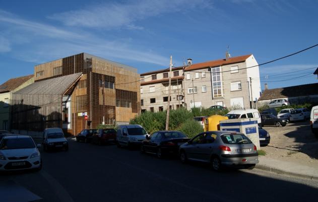 Centro Cultural de Lérez