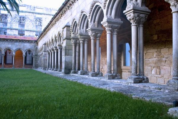 Claustro de S. Francisco Ourense