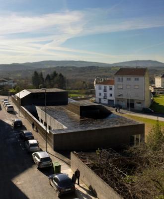 Centro de Salud (Monterroso. Lugo)