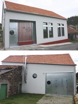 REHABILITACIÓN DE TALLER DO FERREIRO PARA LOCAL SOCIAL DE SISMUNDI