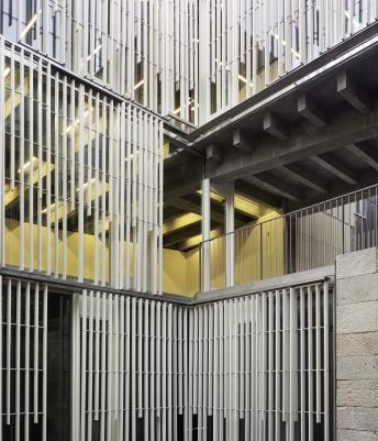 Cuatro Edificios Sede Registro Propiedad